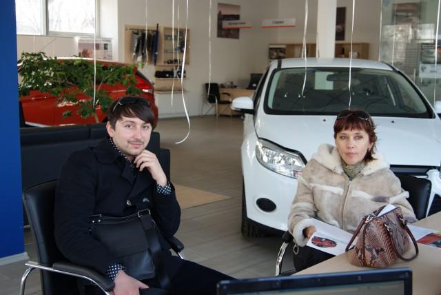 Лизинг на покупку автомобиля форд