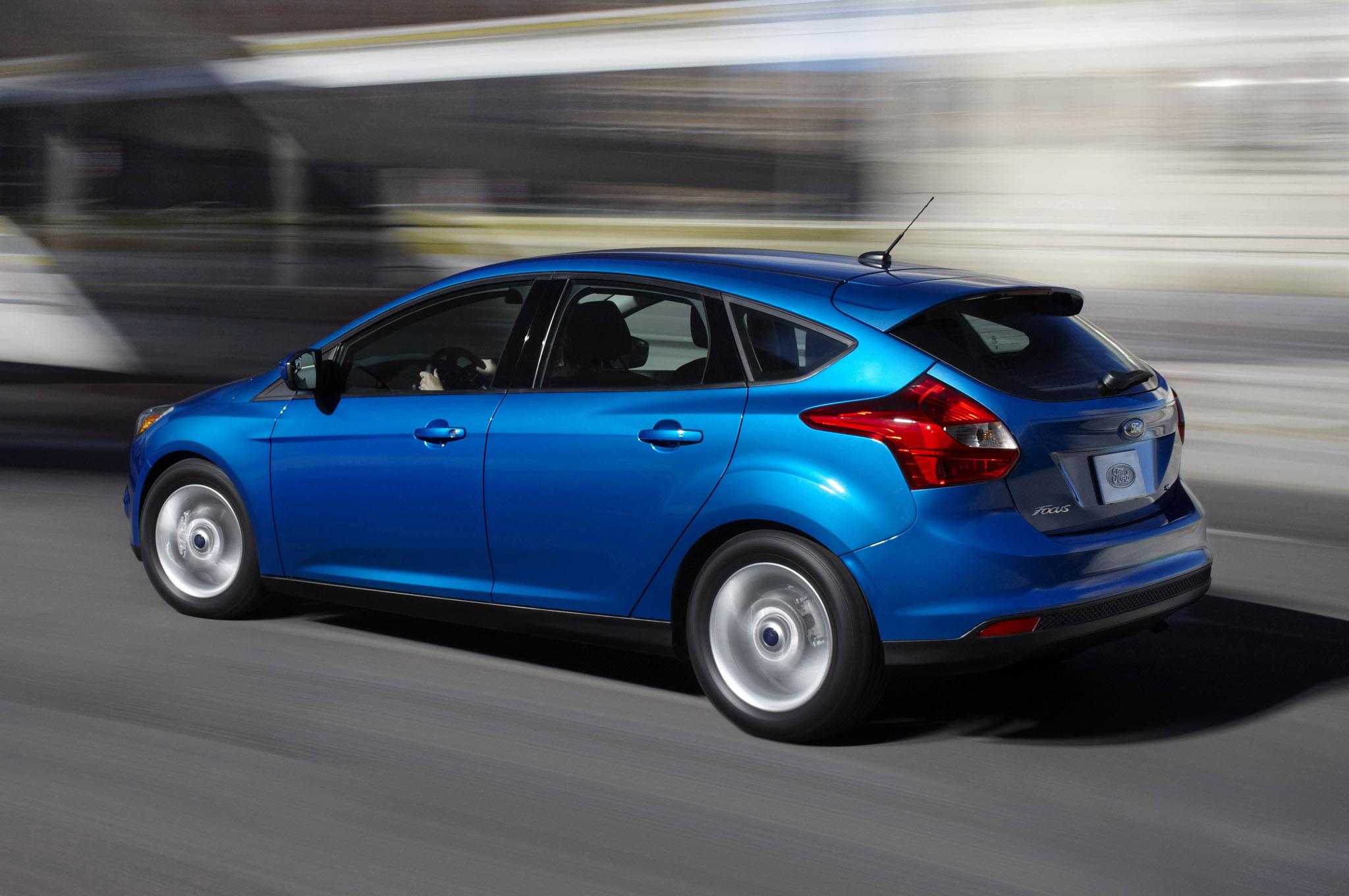 Форд фокус 2014 фото