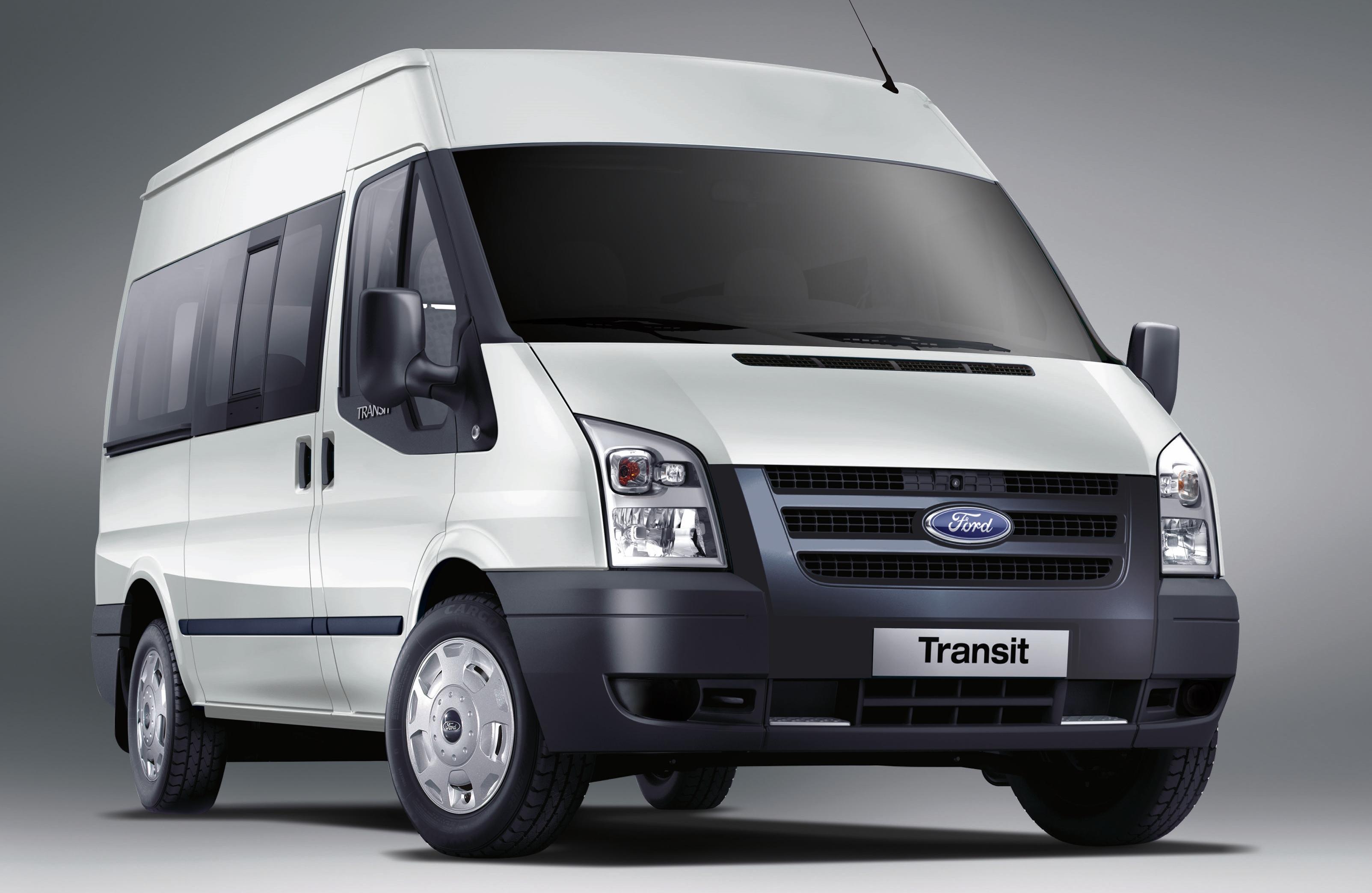Форд транзит автобус фото