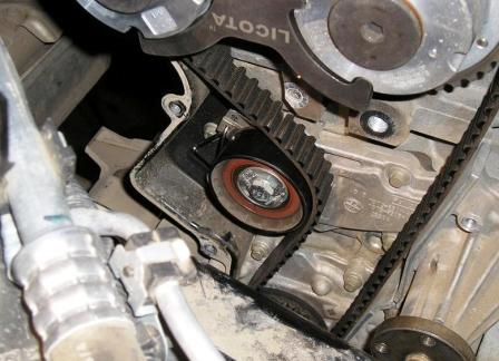 Когда менять ремень ГРМ на Ford Fusion