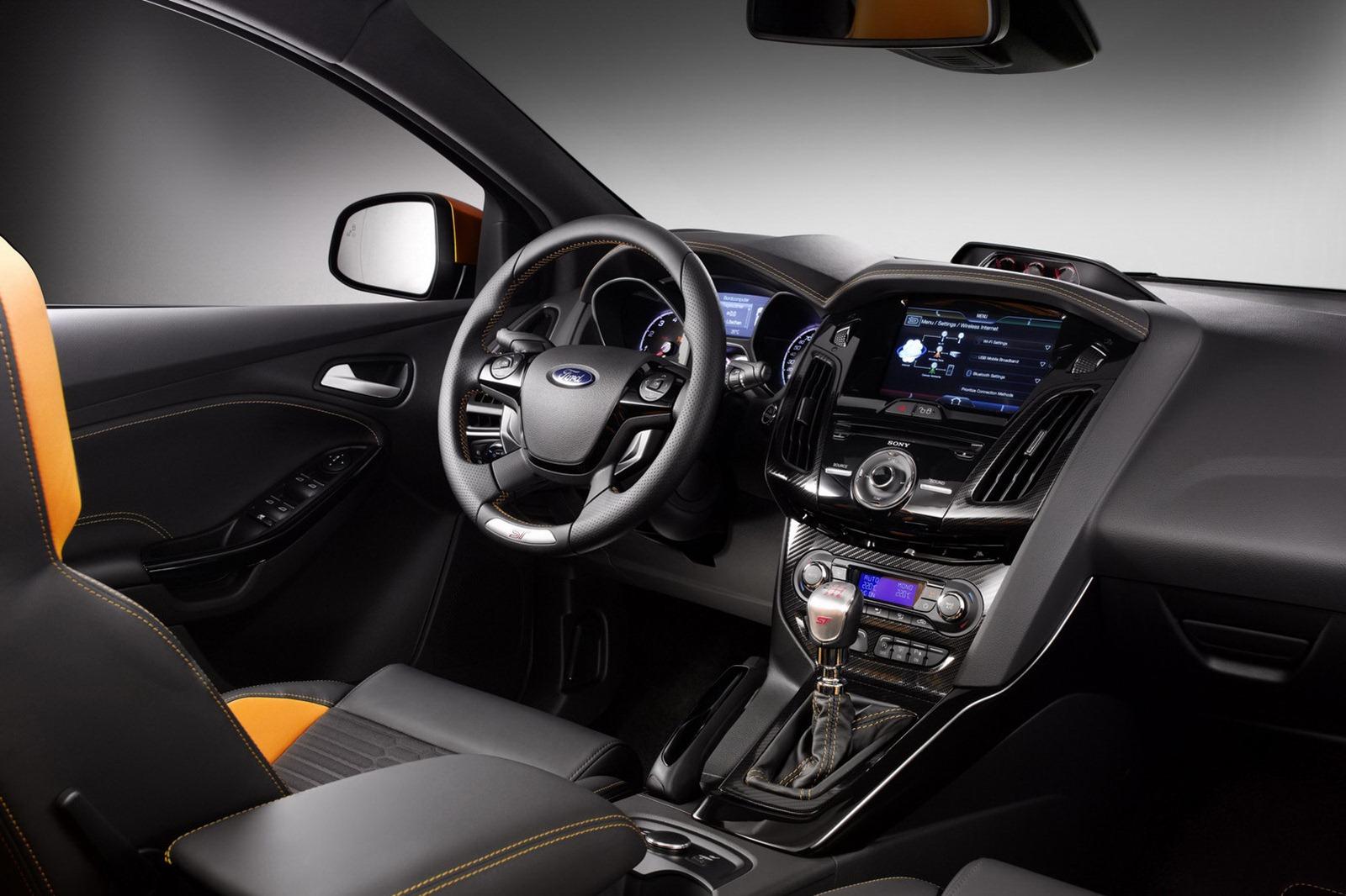 Новый форд фокус 2013 фото
