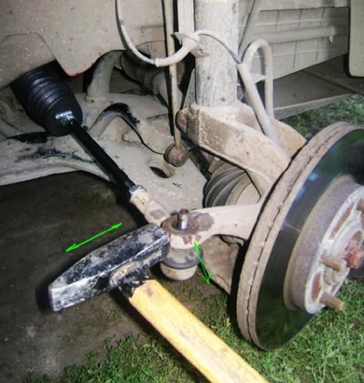 Форд фьюжен замена рулевой тяги