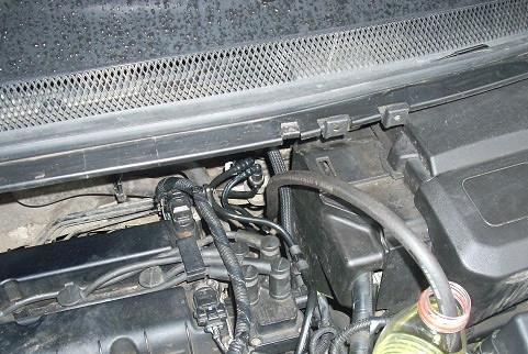 Как слить бензин из бака форд фокус 2
