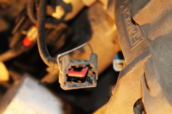 Как снять стартер на Форд Фокус 2
