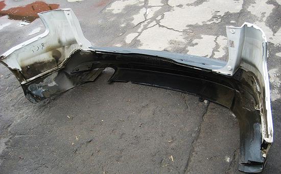 Как снять задний бампер на Форд Фокус 3
