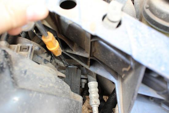 Как поменять лампочки на форд фокус 3