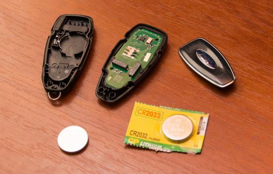 Ключ зажигания Форд Фокус 3