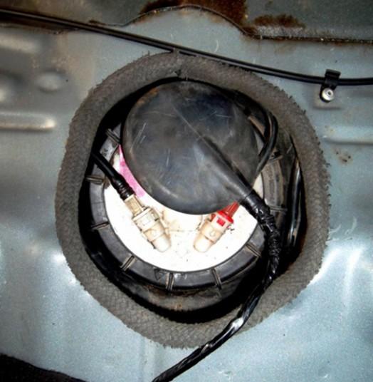 Замена бензонасоса на форд фокус 2