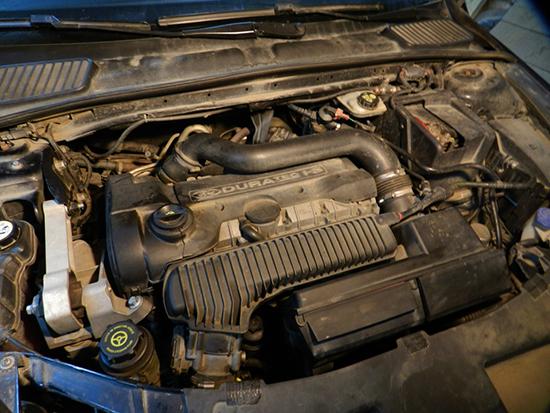 Замена моторного масла и фильтра на Форд Мондео 4
