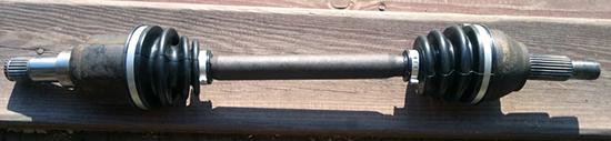 Замена пыльника шруса форд фьюжн
