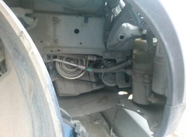 Замена ремня генератора на Ford Kuga