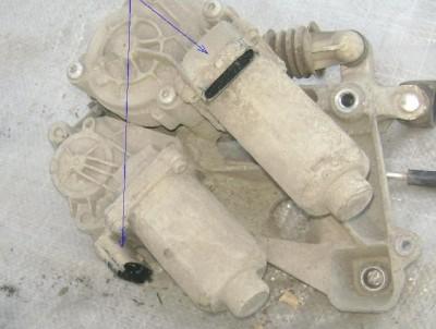 Замена сальника привода коробки Ford Fusion