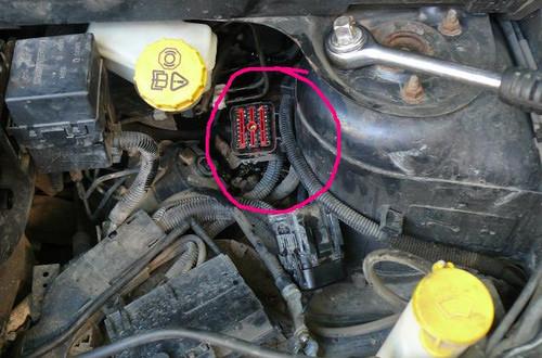 Замена цилиндра сцепления Ford Fusion