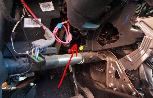 мотор печки на Ford C-Max