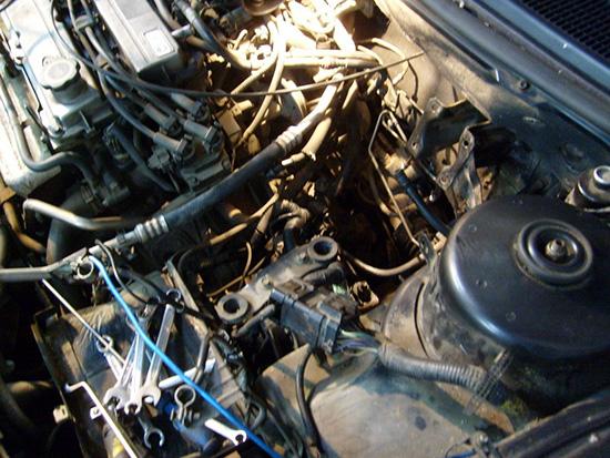 Ремонт блока АБС Мекатроник 3 Ford Mondeo
